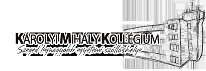 Károlyi Mihály Kollégium hivatalos weboldala